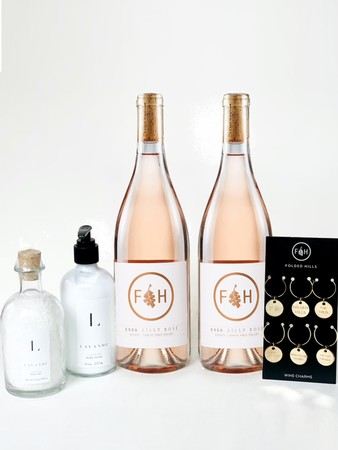 Rosé Spa Day Collection